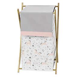 Sweet Jojo Designs Unicorn Laundry Hamper