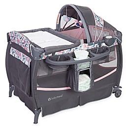 Baby Trend® Deluxe II Nursery Center Playard in Grey
