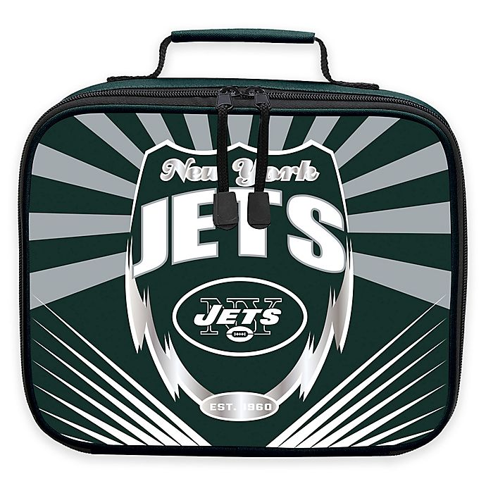 The Northwest Nfl New York Jets Lightning Lunch Kit Buybuy Baby