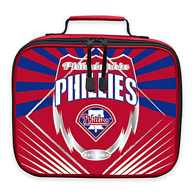"The Northwest MLB Philadelphia Phillies ""Lightning"" Lunch Kit"