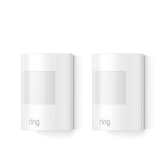 Alternate image 1 for Ring Motion Detectors in White (Set of 2)