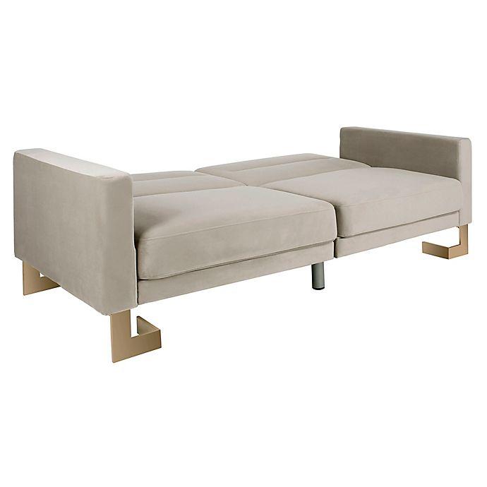 Alternate image 1 for Safavieh Tribeca Foldable Sofa Bed