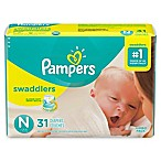 Pampers® Swaddlers™ 31-Count Size 0 Jumbo Pack Diapers