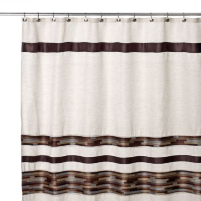 Dresden 70 Inch W X 72 L Fabric Shower Curtain