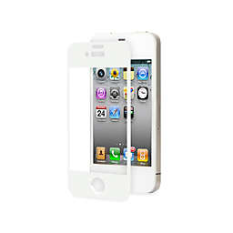 Moshi® iVisor AG for iPhone® 4/4S in White