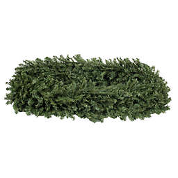 Vickerman 100-Foot x 10-Inch Canadian Pine Garland with Clear Lights