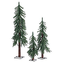 Alpine 3-Piece Christmas Tree Set