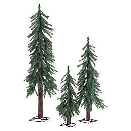 Alpine 3-Piece Christmas Tree Set