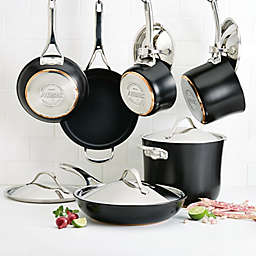 Anolon® Nouvelle Copper Luxe Nonstick Hard-Anodized Cookware Collection