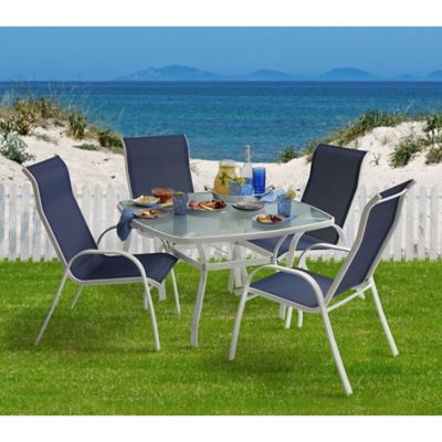 Never Rust Aluminum Outdoor Furniture Collection Bed Bath Beyond