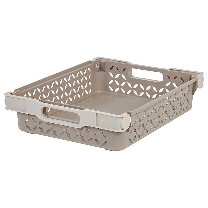 Iris Medium Decorative Storage Baskets