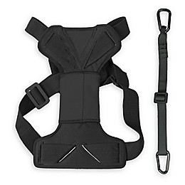 Pet Life® Dog Car Harness in Black