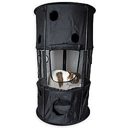 Pet Life™ Climbertree Play-Active Cat Tree