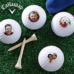 Callaway® Photo Perfect Golf Balls (Set of 12)