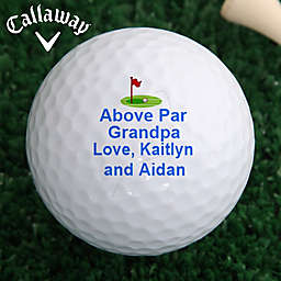 Callaway® Above Par Golf Balls (Set of 12)