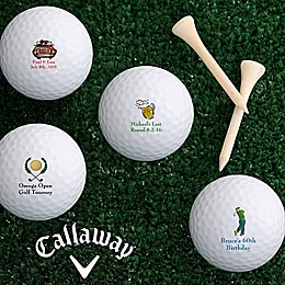 Callaway® You Design It Golf Balls (Set of 12)