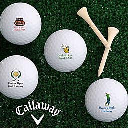 Callaway® You Design It Golf Balls (Set of 12)