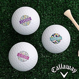 Callaway® Sassy Lady Golf Balls (Set of 3)