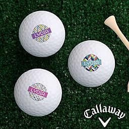 Callaway® Sassy Lady Golf Balls (Set of 3)