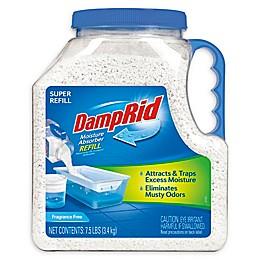 DampRid® Fragrance-Free Moisture Absorber Super Refill