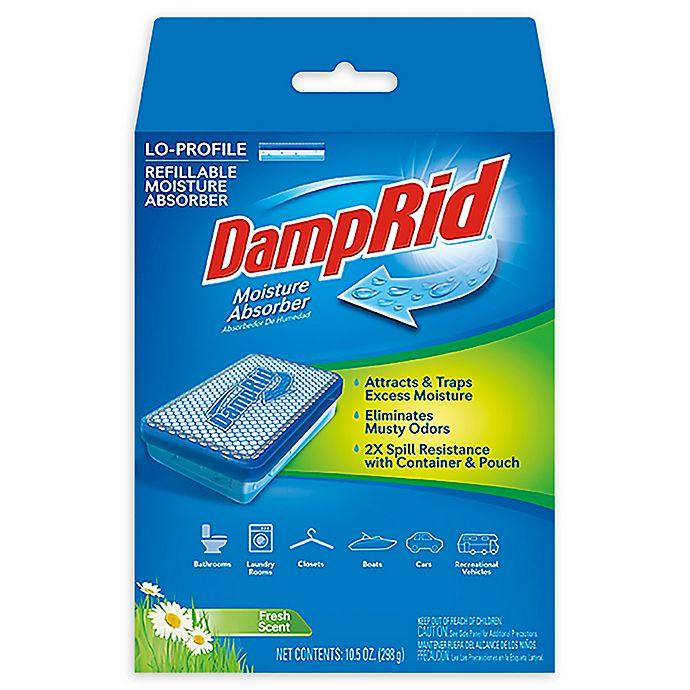 Alternate image 1 for DampRid® Lo-Profile Refillable Moisture Absorber Kit