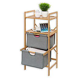 Wenko Bahari 2-Shelf Laundry Storage Unit