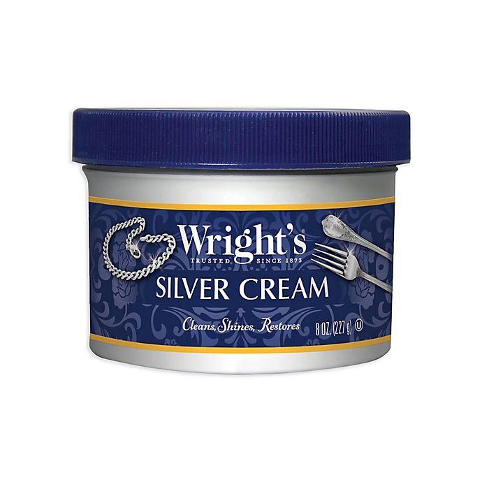 Alternate image 1 for Wright's® 8 oz. Silver Cream