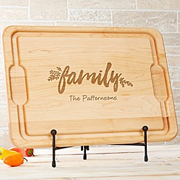 Cozy Home Maple Cutting Board