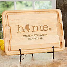 Home State Maple Cutting Board