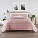 Pure Beech® Jersey King Comforter Set in Rose