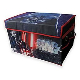 Star Wars™ Dark Side Collapsible Storage Trunk in Blue