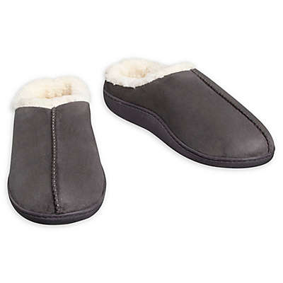 Loft Living Men's Memory Foam Nordic Clog Slippers