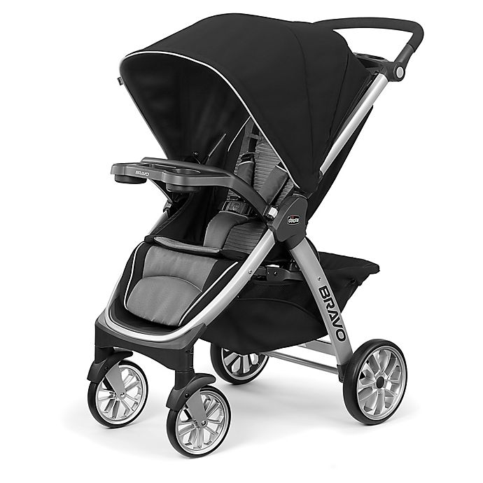 Alternate image 1 for Chicco® Bravo® Air Quick-Fold Stroller in Q Collection