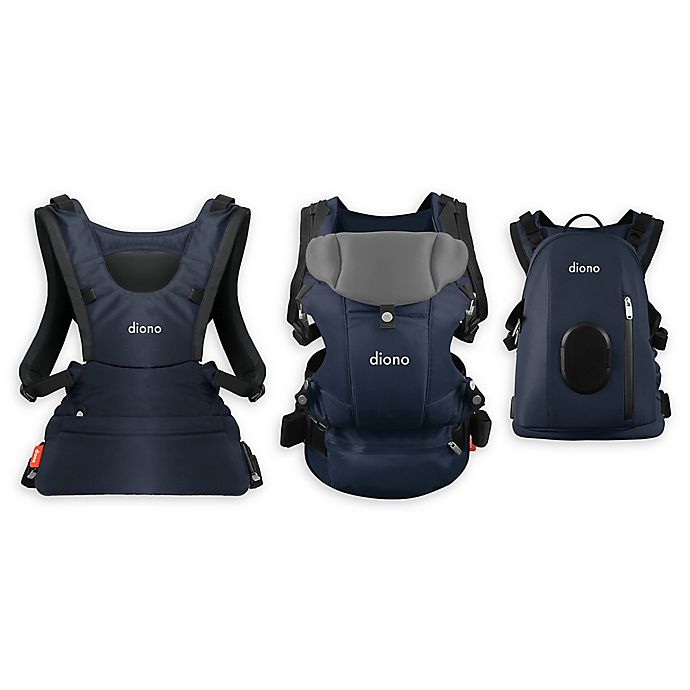 7b0239ec3c3 Diono® Carus Complete 4-in-1 Baby Carrier with Detachable Backpack ...