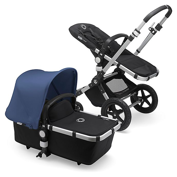 Alternate image 1 for Bugaboo Cameleon3 Plus Complete Stroller
