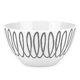 kate spade new york Charlotte Street™ East Soup/Cereal Bowl in Slate