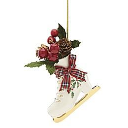 Lenox® 2018 Holiday Skate Christmas Ornament