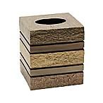 India Ink Vitello Boutique Tissue Box Holder in Copper