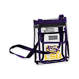 Louisiana State University Gameday Clear Crossbody Bag
