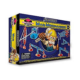 Tedco Toys EIN-O Science Disc Box Mad Mechanics Science Kit