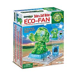 Tedco Toys Greenex Solar & Salt Water Eco-Fan Science Kit