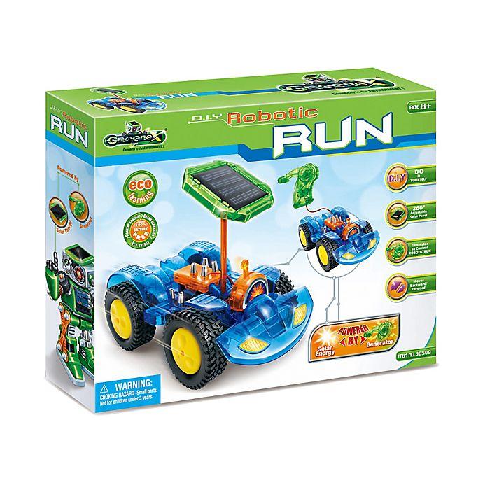 Alternate image 1 for Tedco Toys Greenex DIY Robotic Run Science Kit