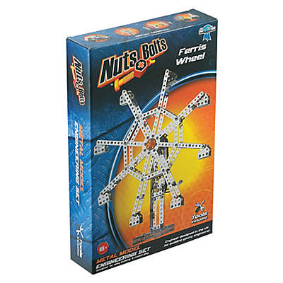 Talicor Nuts+Bolts Ferris Wheel Metal Model Building Set