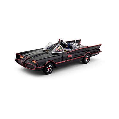 Toysmith Batman Classic TV Series Batmobile w/ Figures