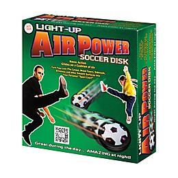 Toysmith Light-Up Air Power Soccer Disk