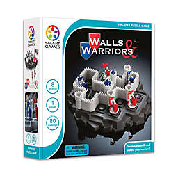 SmartGames Walls & Warriors Brain Teaser Puzzle