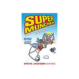 Steve Jackson Games Super Munchkin Card Game