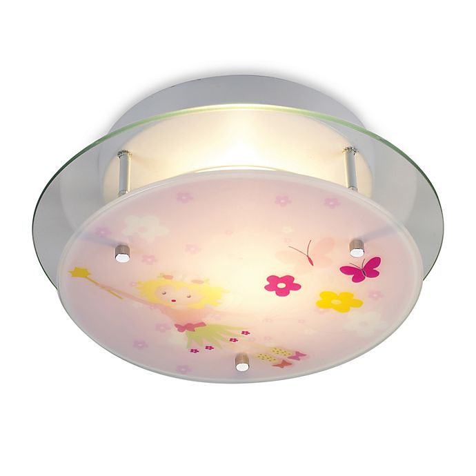 Alternate image 1 for ELK Lighting Novelty 2-Light Fairy Semi-Flush Fixture