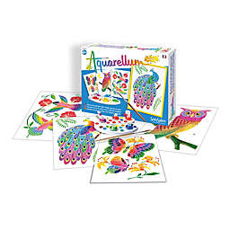 SentoSphere USA Aquarellum Junior - In the Park Coloring Kit