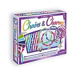SentoSphere USA Chains & Charms Craft Kit